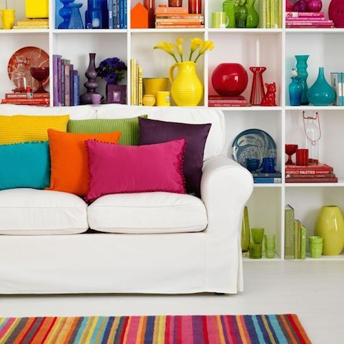 Colorful Living Room colorful living room archives  julie lauren