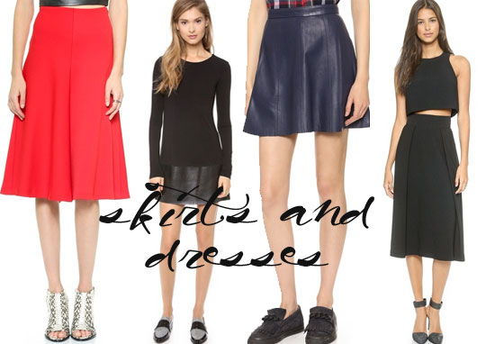Shopbop-Sale-Skirts-and-Dresses
