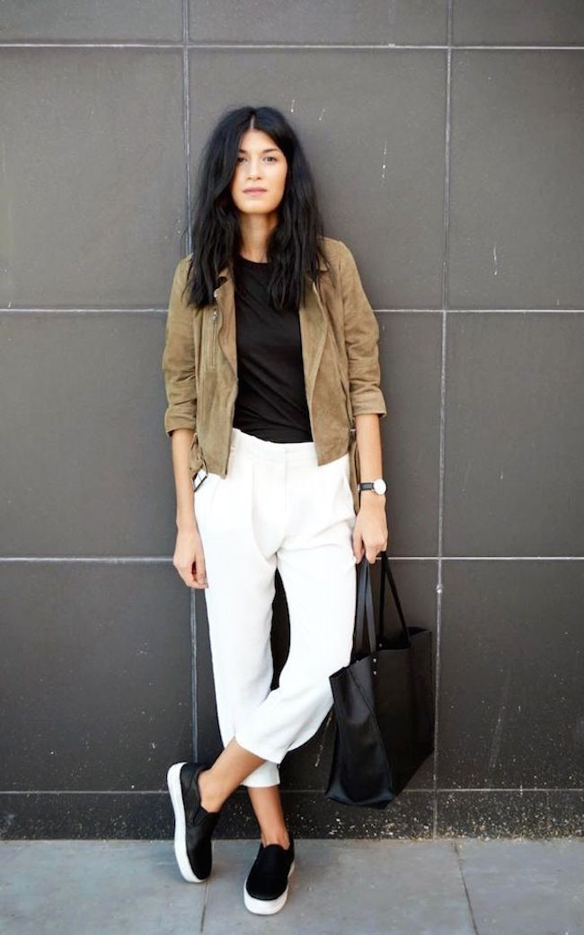 10 Reasons Why White Pants Are Always a Good Idea - Julie Lauren