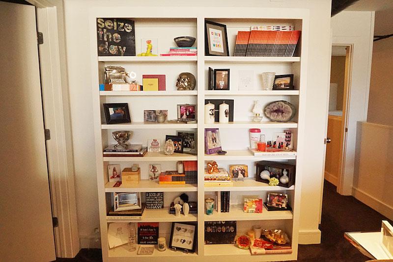 Bookshelves-before